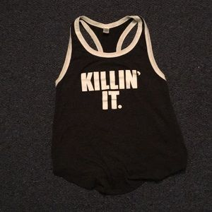 """Killin It."" Workout Tank"